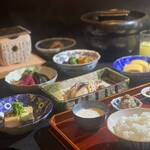 柚子屋旅館 - 柚子屋の朝食