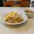喜楽 - 料理写真:什景炒飯¥700 (スープ付き)