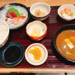魚食処 一豊 - 定食セット