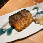 魚食処 一豊 - オススメ定食の金華サバ