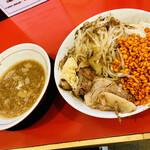 鷹の目 - つけ麺(小)