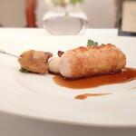 151773879 - フランス産ホロホロ鶏のルーロー ストラスブール風