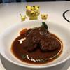 Bimon - 料理写真:ハンバーグが3個も!と思ったら・・・ハンバーグ1個と、チキンカツ2個だった
