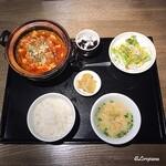 中国料理 空 - 麻婆豆腐ランチ