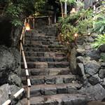 151784490 - 階段を上がって
