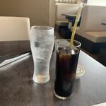 焼肉亭桂 - アイスコーヒー【2021.5】