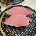 はま寿司 - まぐろ 110円