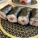 はま寿司 - 鉄火巻 110円