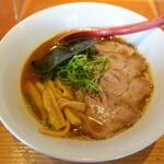 茶屋亭 - 料理写真:たまり醤油そば(800円)
