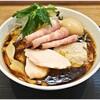 Menya nagao - 料理写真:特製らーめん(醤油) 1100円