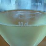 バール・ラ・テラッツァ・サバティーニ - グラスにはメモリがある!
