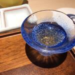 魚釜 - 食前酒 山形正宗