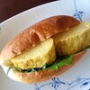 ヤキチ - 料理写真:だし巻き玉子サンド。