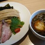 Himejimentetsu - つけ麺姫路(醤油)+味タマ♪