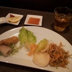 ハノイ - 1300円の前菜