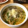 Bucchaken - 料理写真:牛ラーメン(塩)