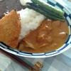 ツルヤ - 料理写真:フライとアスパラは違う
