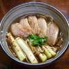 なみき - 料理写真:鴨南ばん(そば)