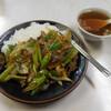 クサカ亭 - 料理写真:ルーペン飯