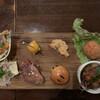 ボッテガンテ - 料理写真:この前菜盛合わせかなり良かった♡