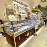 チョコレートショップ 博多の石畳 - 店内写真