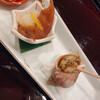 Sushimasa - 料理写真:お通し