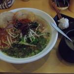 らーめん 五色屋 - 海鮮ラージャン麺