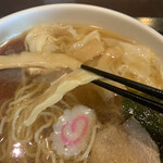 中華蕎麦 金魚 - メンマが異様に旨かった。