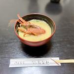 たなか寿司 - 伊勢海老汁