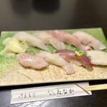 たなか寿司 - 地魚寿し