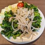 フォルクス - 【2021/5】サラダ取り皿1