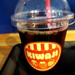 キワジ - アイスコーヒー