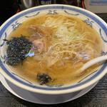 中華そば太平楽 - 料理写真:あごだし 中 細麺