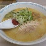 味よし  - 辛み噌ラーメン700円