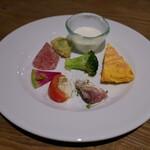 Cafe&Restaurant Gru - 8種の前菜