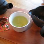 15186454 - 煎茶 藤枝かおり500円