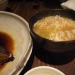 魚料理 ろっこん - 味噌汁です