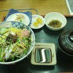 15187219 - 醤丼 (2012.10)