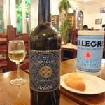 ピッツェリア キアッキェローネ - 今月オススメのワインより注文