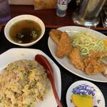 淡海 - チャーハン定食