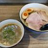 煮干しラーメン にぼってる - 料理写真:味玉濃厚煮干しつけ麺 大 950円