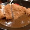 とらひげ - 料理写真:カツカレー1050円