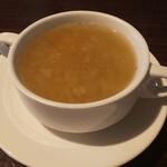 洋食のラグー - 料理写真:本日のスープ