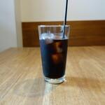 レガーメ・ダ・オルト - 有機アイスコーヒーをチョイス