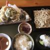 くりもと - 料理写真:そば定食