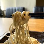 能登美 - コシの強いフレッシュな蕎麦