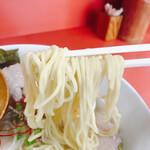 ささやん - ツルシコの麺