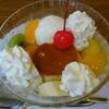 喫茶タマイチ - 料理写真:プリンアラモード