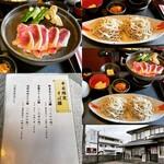 そばの心 志茂部 - 料理写真:鴨鉄板焼きそば膳 ¥1,600-