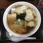 福留軒 - 料理写真:ワンタンメン